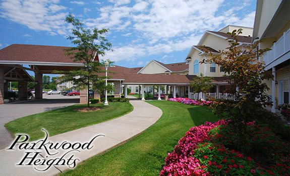 Visit Parkwood Heights Senior Living Community